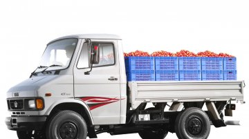 Report - Tata Motors to bring 407 replacement decked with the Ultra narrow cab by late 2014