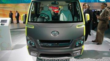 Auto Expo Live - Tata ADD Venture Concept showcased