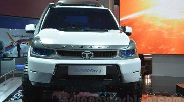 Auto Expo Live - Tata Sumo Extreme Concept & Safari Storme Ladakh Concept