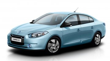 Turkey - Renault Fluence Z.E. electric vehicle discontinued