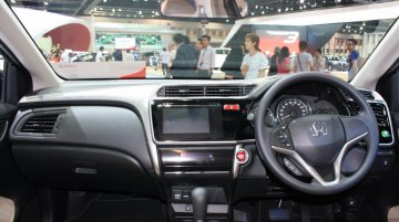 2014 Honda City at Bangkok Motor Show