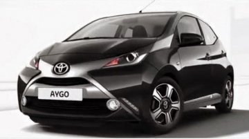 2014 Toyota Aygo shows up early, debuts in Geneva tomorrow