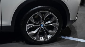 2015 BMW X3 at the 2014 Geneva Motor Show