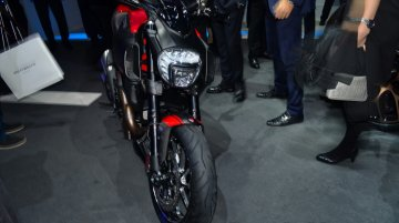 IAB Report - 2015 Ducati Diavel unveiled in Geneva