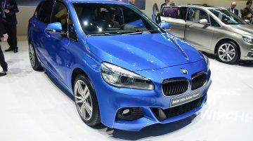 Geneva Live - BMW 2 Series Active Tourer