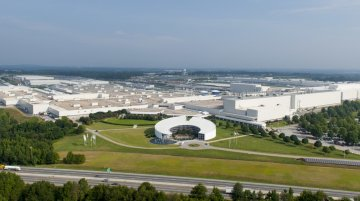BMW X4 production kicks off at Spartanburg plant