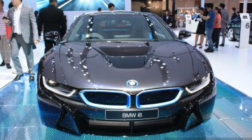 BMW i8 to launch in India next month - Report