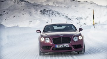 Report - Bentley considering smaller car by 2020, to be positioned below the Continental GT