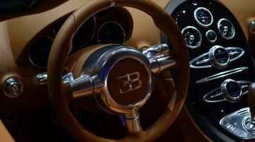 Geneva Live: Bugatti Veyron Grand Sport Vitesse Rembrandt Bugatti unveiled
