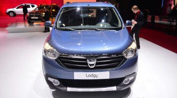 IAB Report - India-bound Renault (Dacia) Lodgy showcased at Geneva