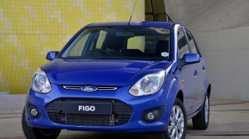 South Africa - India-made Ford Figo 1.4 Ambiente is 2013's best selling variant