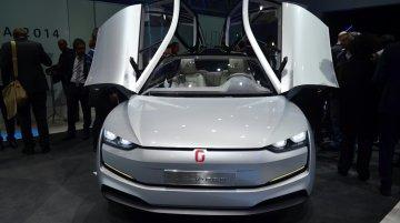 IAB Report - Italdesign Giugiaro Clipper six-seat MPV revealed at VW Group Night