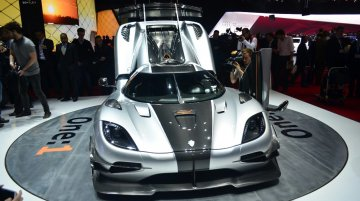 Geneva Live: Koenigsegg One:1 unveiled, all 6 production units sold