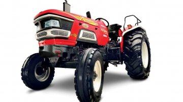 Official - Mahindra 605 Arjun MAT launched