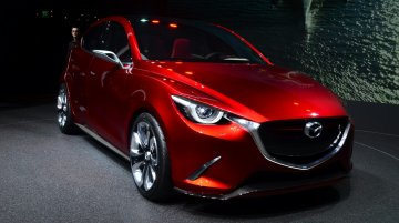Geneva Live - Mazda Hazumi [Update - Presented in Goodwood]