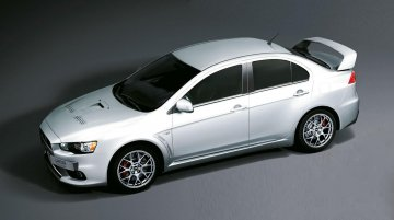 UK – Mitsubishi announces Lancer Evolution X anniversary edition