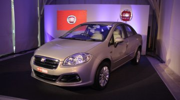 IAB Report - New Fiat Linea launched at INR 6.99 Lakhs