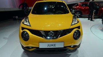 Geneva Live - New Nissan Juke (facelift) revealed