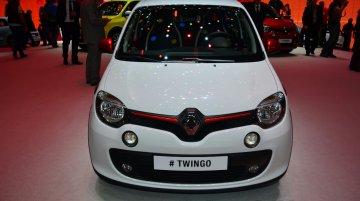 New Renault Twingo - Geneva