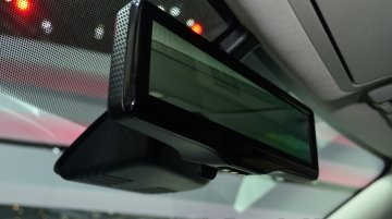 Geneva Live - Nissan Smart Rearview Mirror