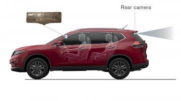 Nissan Smart Rearview Mirror –