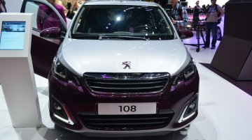 Geneva Live: Peugeot 108 hatchback and convertible unveiled; July 1 launch