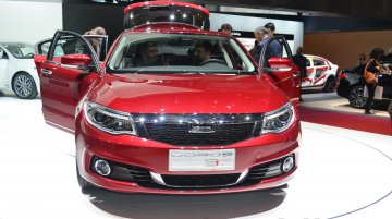 Qoros 3 Hatch - Image Gallery (Unrelated)