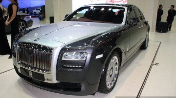 Bangkok Live - Rolls-Royce Ghost Majestic Horse
