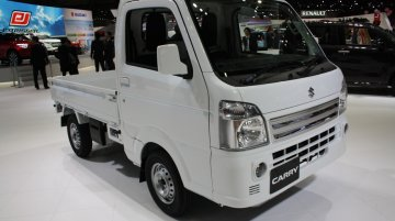 Report - Maruti Suzuki to launch its first small commercial vehicle in January 2015