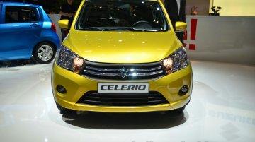 Suzuki Celerio at Geneva Motor Show