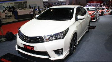 Bangkok Live - Toyota Corolla Altis ESport, Altis TRD Edition