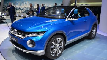 VW to showcase its new five-seat SUV at Detroit next month - Report