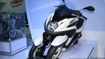 [Images Updated] Bangkok Live - Yamaha TriCity production model