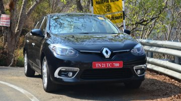 Renault Fluence Facelift - Image Gallery (Unrelated)