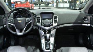 2015 Chevrolet Cruze - 2014 New York Auto Show