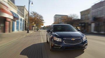 Chevrolet Cruze facelift - Official