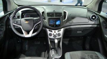 2015 Chevrolet Trax - 2014 New York Auto Show