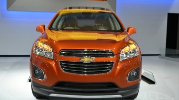 New York Live - Chevrolet Trax for USA