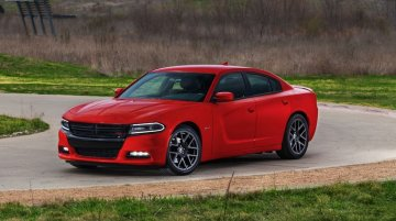 2014 New York Auto Show - 2015 Dodge Charger