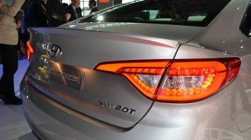 2015 Hyundai Sonata - 2014 New York Auto Show