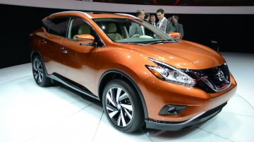 New York Live - 2015 Nissan Murano