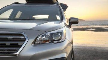 2014 New York Auto Show - 2015 Subaru Outback