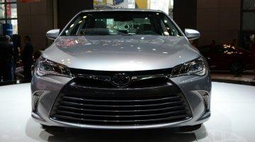 New York Live - 2015 Toyota Camry