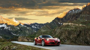 Alfa Romeo 4C - 2014 New York Auto Show