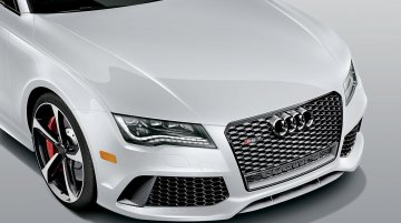 2014 New York Auto Show - Audi RS7 Dynamic Edition