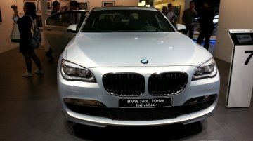 BMW 740Li xDrive Horse Edition in 2014 Beijing Auto Show