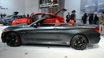 New York Live - BMW M4 Convertible