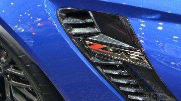 Corvette Z06 Convertible - 2014 New York Auto Show