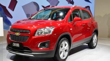 Chevrolet Trax Changku - 2014 Beijing Auto Show