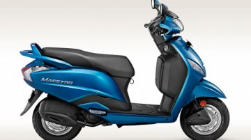Hero Maestro Edge 125 cc scooter launch by mid-2015 - Report